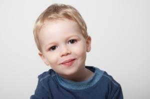 Portrait von kleinem Junge